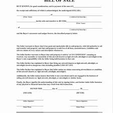 Florida Car Bill Of Sale Example And Car Bill Of Sale California