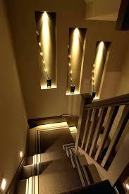 led stairwell lighting. Stairwell Lighting Fixtures Best Ideas Indoor Stair Lights  Led Interior Exterior Led Stairwell Lighting