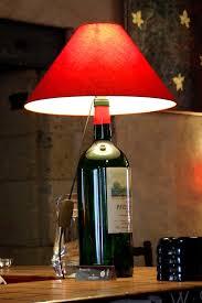 wine bottle lamp by alainsr 17 diy