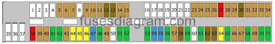 fuse and relay box diagram bmw 3 e46 2002 Bmw 330xi Fuse Box Diagram Wiring-Diagram BMW 2002 E10