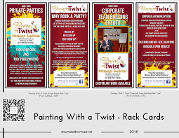 design work for painting with a twist in pittsburgh pa