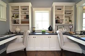 home office desk with storage built in office desk home office traditional with built in desk