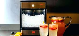 nugget ice maker countertop residential nugget ice machine pellet ice makers opal nugget ice maker residential