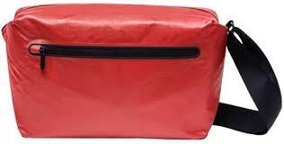 <b>Сумка</b> на плечо Xiaomi <b>90 Points</b> Functional Messenger <b>Bag</b>, красная