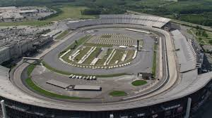 5k Stock Footage Aerial Video Approaching And Flying Over Dover International Speedway Delaware Aerial Stock Footage Ax72_078 Axiom Images