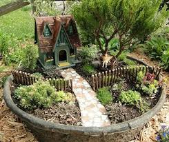 Small Picture The 25 best Diy fairy garden ideas on Pinterest Diy fairy house