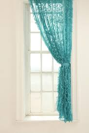 Kitchen Window Curtain Panels 17 Best Images About Curtains Lace On Pinterest Window