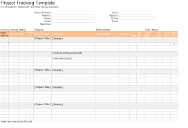 Excel Template For Project Tracking Multiple Project Tracking Template Excel Write Craftweb
