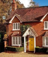 yellow brick house red door. view in gallery yellow front door brick house red