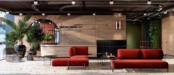 Italian Office Design Energetic Italian Office Design