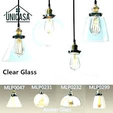 glass pendant lamp shade replacements clear glass pendant shade clear glass pendant shade replacement lighting fixtures
