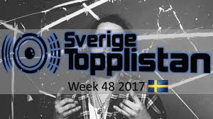 Swedish Singles Chart The Official Swedish Singles Chart Top 20 Week 48