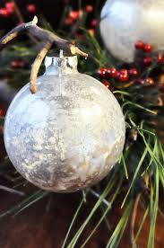 Handmade Mercury Glass Ornaments by Emily at Finding My Aloha {Ornament No.  8}