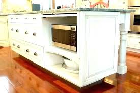 Under Cabinet Microwave Shelf Counter Kitchen Cabinets The Above Dimensions  Microwav70