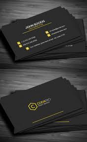 Modern Business Cards Designs 12 Colorful Business Cards Blue Book