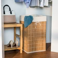 laundry room furniture. Square Wicker Laundry Hamper Room Furniture