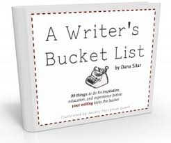 things that should be on every writer s bucket list question mark cover3