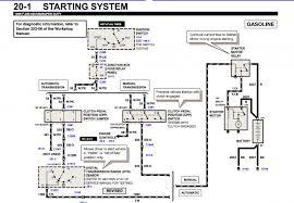 wiring diagram ford f the wiring diagram 1999 ford f250 a wiring diagram from the battery to the starter v10