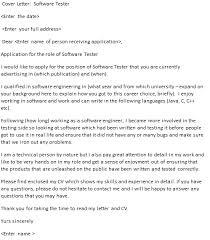 Ivr Tester Cover Letter. Ivr Tester Cover Letter. System Tester ...