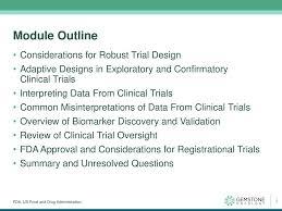 Adaptive Design Clinical Trial Gemstone Educational Module Last Update October 17 Ppt