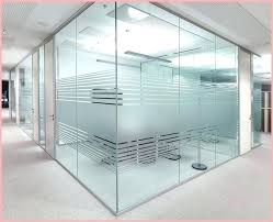 frosted glass office. frosted glass office partitions enclosures best partition ideas on designs o