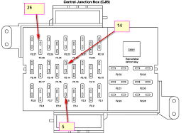 i have a 2005 mercury grand marquis i cannot shift it out of park 2005 mercury grand marquis fuse box location at 2007 Grand Marquis Fuse Box Diagram