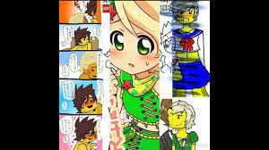 Ninjago - Kai X Lloyd Baby I Love You Greenflame♥ - YouTube