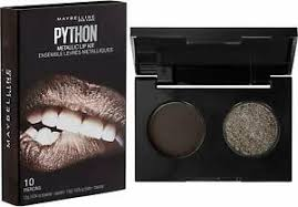 image is loading maybelline lip studio python metallic lip makeup kit