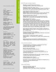 Project Architect Resume Sample Free Professional Resume Templates