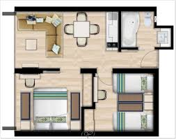 trend studio apartment furniture layouts interior concept on 2 bedroom apartment layout house plans with pictures