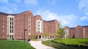 Purdue University Campus Purdue University Student Housing Ratio Architects