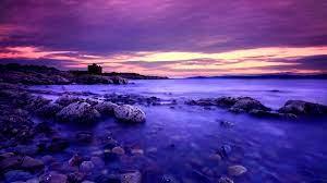 22 Purple Sunset Wallpapers - Wallpaperboat