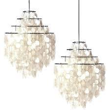 shell pendant lighting lamp with light prepare rosette capiz uk chandelier by worlds away within ideas
