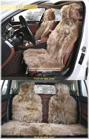black sheepskin car seat covers previous next
