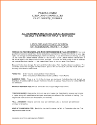 Letter Template From Landlord To Tenant Copy Sampl As Letter