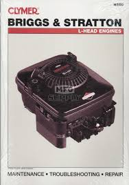 Briggs & Stratton L-Head Engines Repair Manual | Small Engine Parts ...