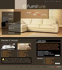 Furniture Website Design Fair Ideas Decor E Furniture