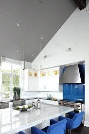 blue glass backsplash kitchen blue glass kitchen contemporary with chandelier modern floor tiles blue glass backsplash kitchen