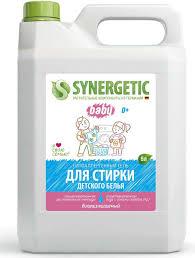 <b>Гель д</b>/<b>стирки</b> Synergetic 5л <b>детский</b> за 1 400 Р в Иркутске ...
