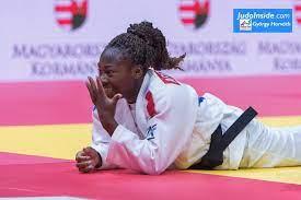 Cette sportive est devenue l. Judoinside Clarisse Agbegnenou Judoka