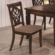 upholstered dining room chair. Coaster Dining 10339 Chair - Item Number: 103392 Upholstered Room I