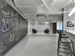 black and white office design. industrial aesthetic office space in empire state building u0026 shops more pinterest and spaces black white design l