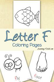 letter f color pages preschool letter activities letter f coloring pages