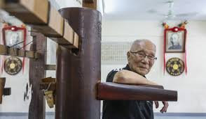 The 95-year-old grandmaster keeping a kung fu legacy alive - Inkstone