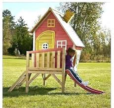 childrens outside playhouse toddler outdoor playhouse children w slide kids detail staggering 9 outside chairs kids childrens outside playhouse