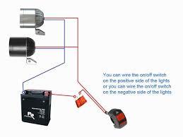 motorcycle led wiring diagram wiring diagram technic lddczenghuitec motorcycle led headlight fog light 1pc switch as motorcycle led wiring diagram