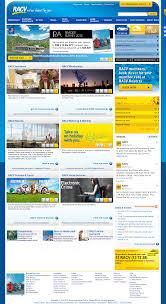racv website history