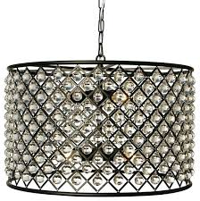 glass drum chandelier also crystal drum chandelier black reviews pertaining to idea 0 rainfall glass drum