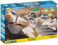 <b>Конструктор COBI</b> Supermarine Spitfire <b>Desert</b> Airstrip 5545 (5545)