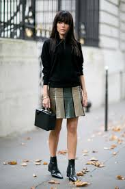 33 Awesome Fall Mini Skirts To Wear Now FashionGum